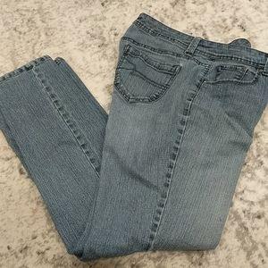 Jones New York denim jeans